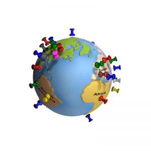 geo-targeting for real estate websites