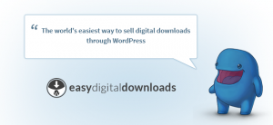 EDD Plugin Minimum Viable Product using WordPress