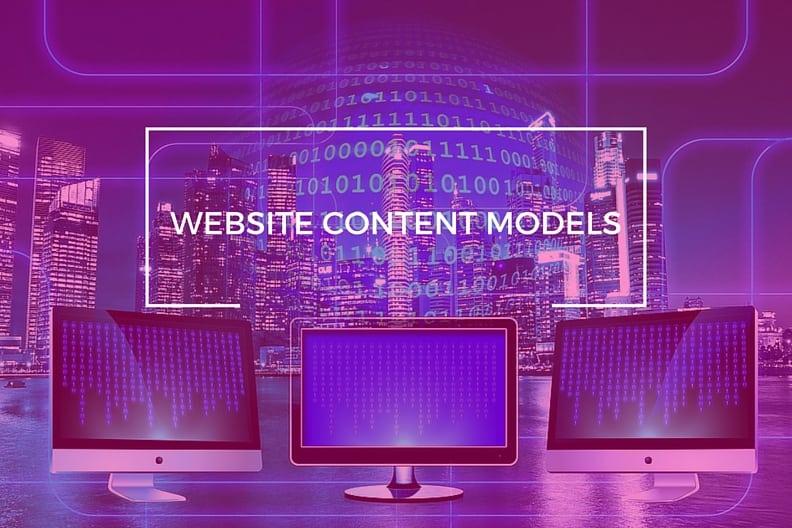 Website Content Models