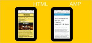 SEO Guidelines - HTML vs AMP