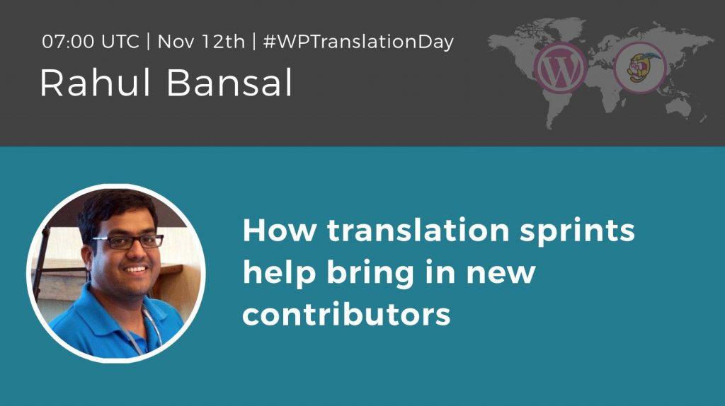 WordPress Translation