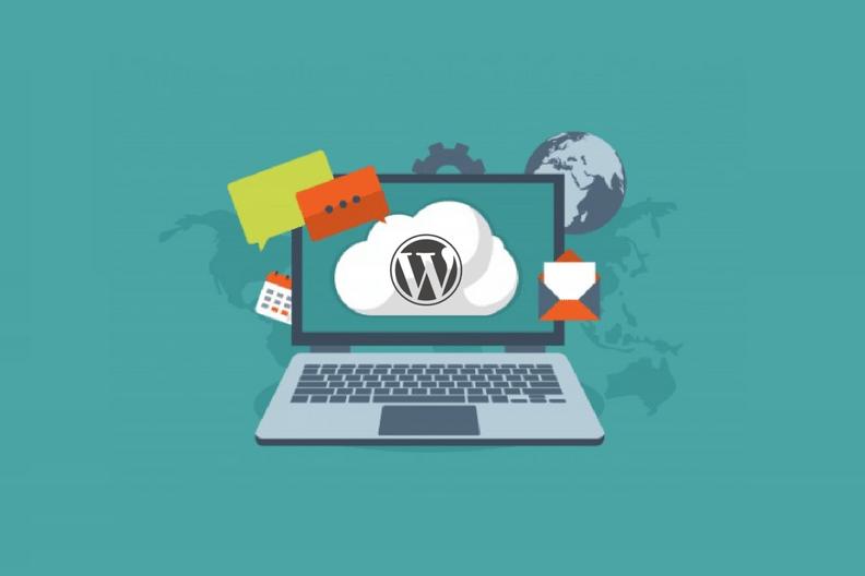 restore wordpress website