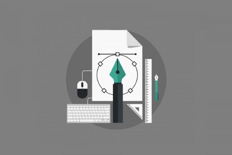 web and print design
