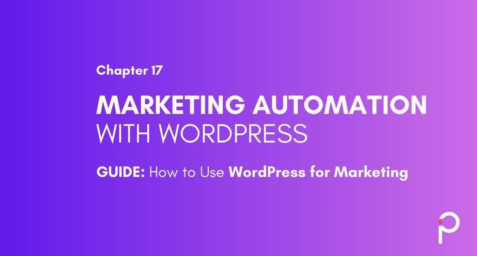 WordPress Marketing Automation