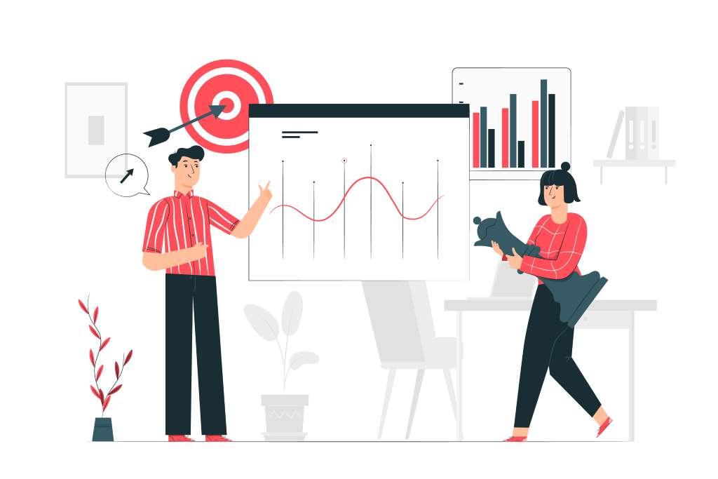website planning target audience