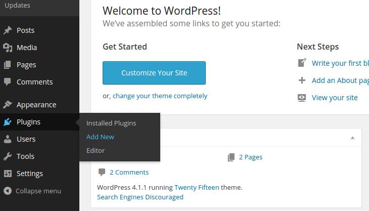 WhatsApp on your WordPress