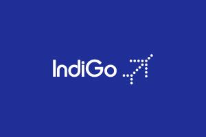 Indigo Airlines logo